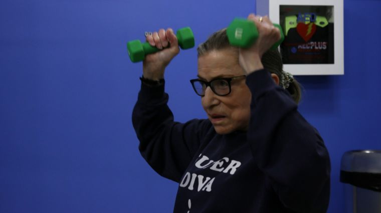 """THE NOTORIOUS """"RBG"""""""