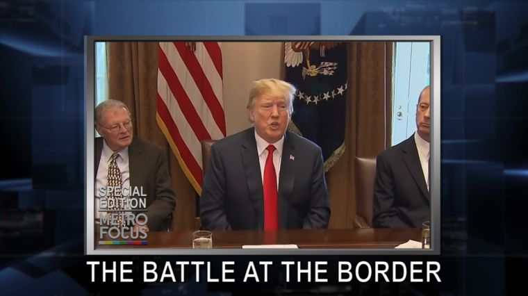 METROFOCUS SPECIAL EDITION: THE BATTLE AT THE BORDER