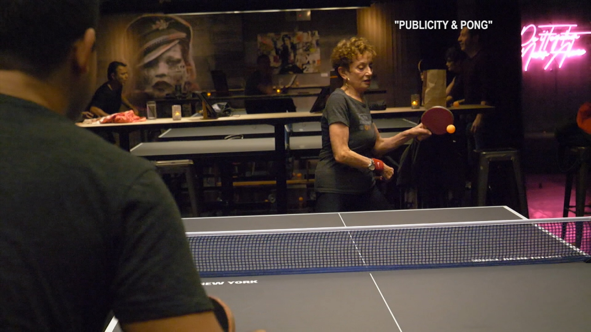 PING-PONG PASSION