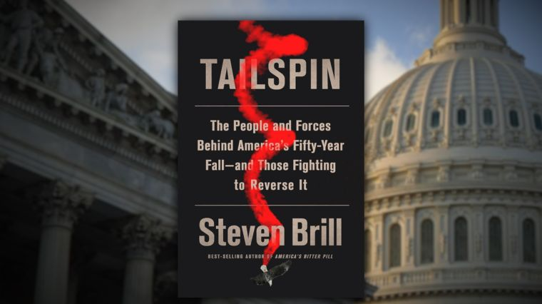"""AMERICA'S """"TAILSPIN"""""""