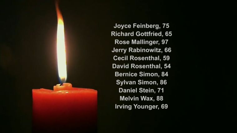SYNAGOGUE MASSACRE