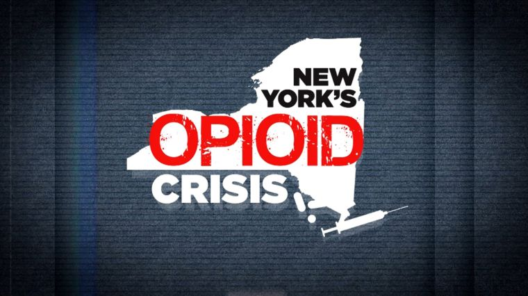 """NEW YORK'S OPIOID CRISIS"""