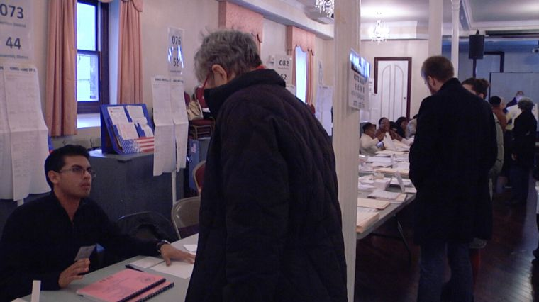 NYC MASSIVE VOTER PURGE