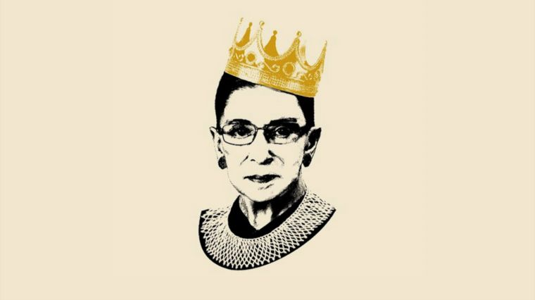 "NOTORIOUS ""RBG"""
