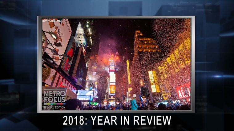 SPECIAL EDITION: 2018 YEAR IN REVIEW
