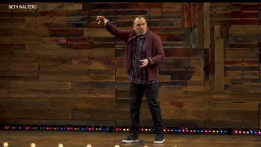 """COLIN QUINN: RED STATE BLUE STATE"""