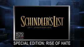 SPECIAL EDITION: HATE IN AMERICA – SCHINDLER'S LIST AT 25