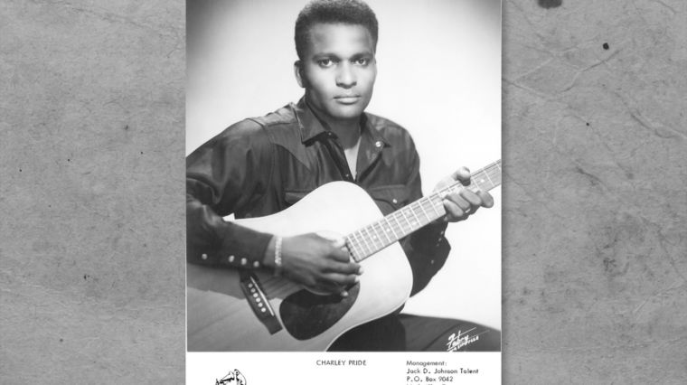"CHARLEY PRIDE: ""AMERICAN MASTER"""