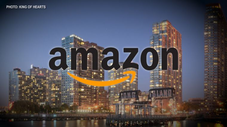 AMAZON HQ2 DOA IN NYC
