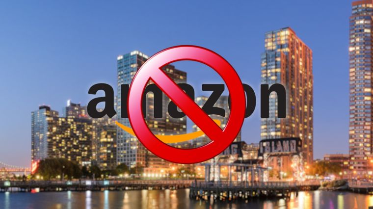 AMAZON HQ2 FALLOUT