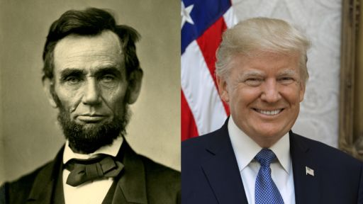 IS TRUMP LIKE LINCOLN?