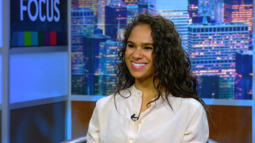 EXCLUSIVE: MISTY COPELAND