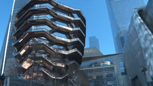WELCOME TO HUDSON YARDS