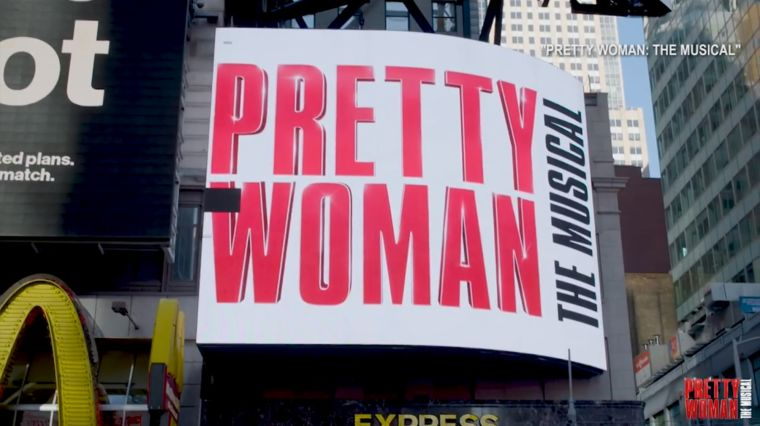 """PRETTY WOMAN"" FROM SCREEN TO STAGE"