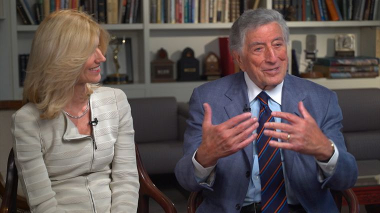 TONY BENNETT EXCLUSIVE PART 2