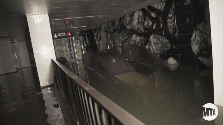 NEW YORK'S FLOODING DANGERS