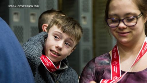 SPECIAL REPORT: SPECIAL OLYMPICS