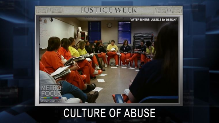 JUSTICE WEEK: WOMEN AND INCARCERATION