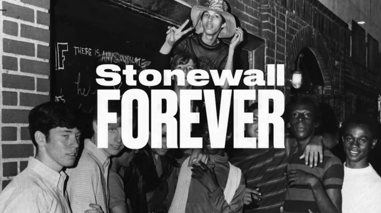"""STONEWALL FOREVER"""