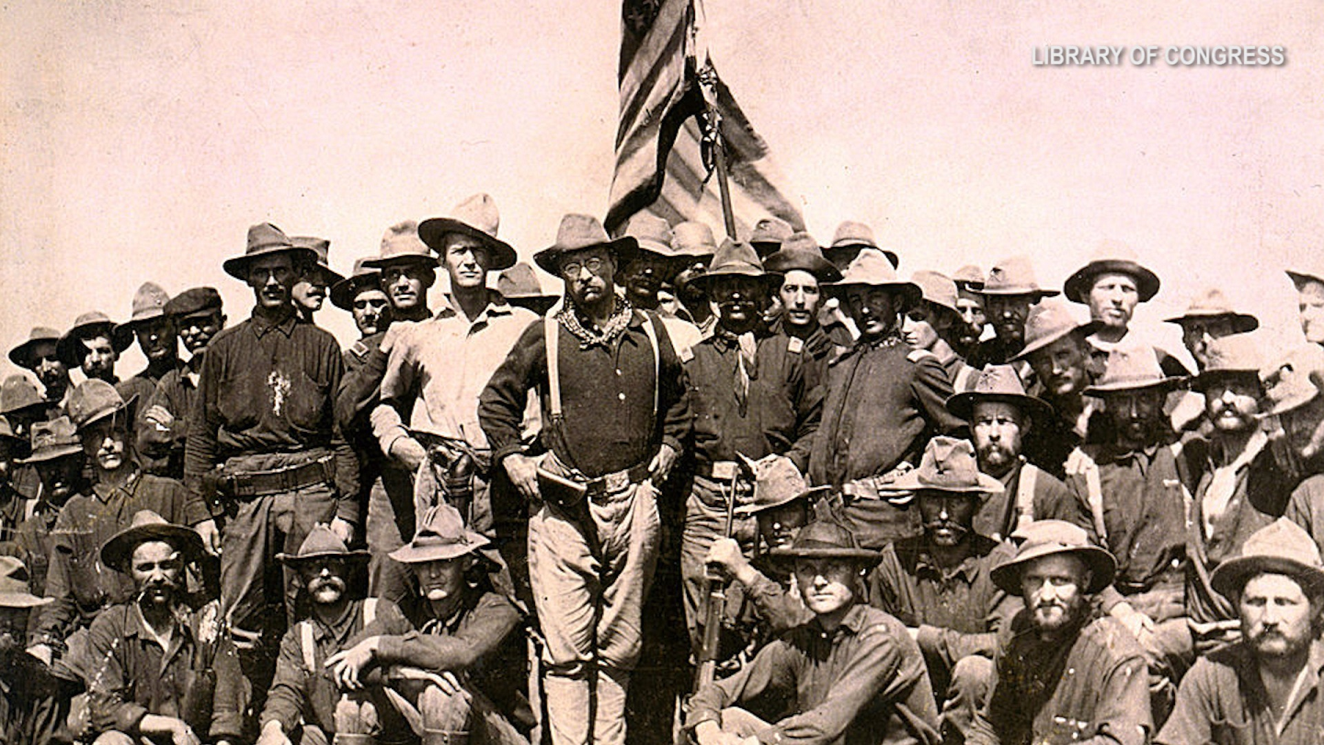 """TEDDY ROOSEVELT: """"THE COWBOY KING"""""""