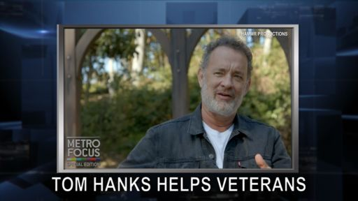 SPECIAL EDITION: TOM HANKS HELPS VETERANS