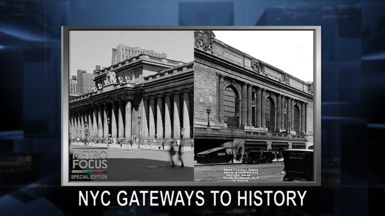 SPECIAL EDITION: NYC GATEWAYS TO HISTORY