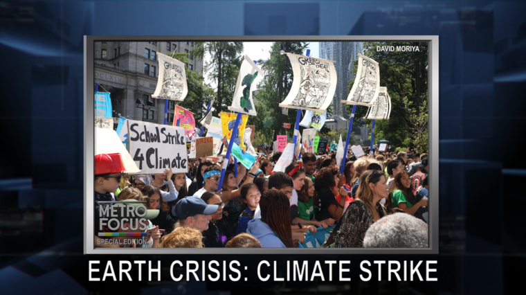 SPECIAL EDITION: EARTH CRISIS GLOBAL CLIMATE STRIKE