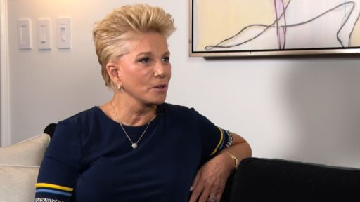 JOAN LUNDEN'S COURAGEOUS FIGHT