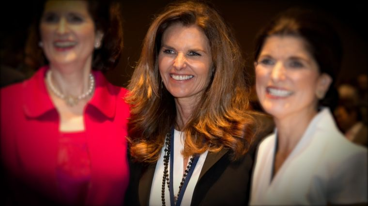 MARIA SHRIVER: AN END TO ALZHEIMER'S