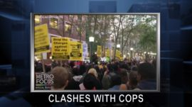 SPECIAL REPORT: COMMUNITY TENSIONS AND THE NYPD