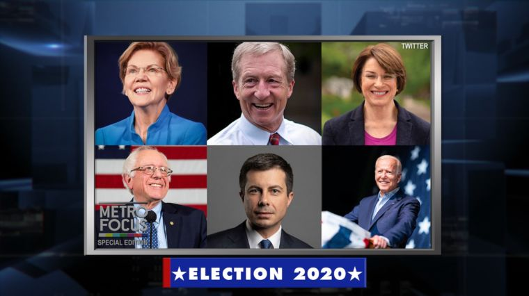 ELECTION 2020: A METROFOCUS SPECIAL