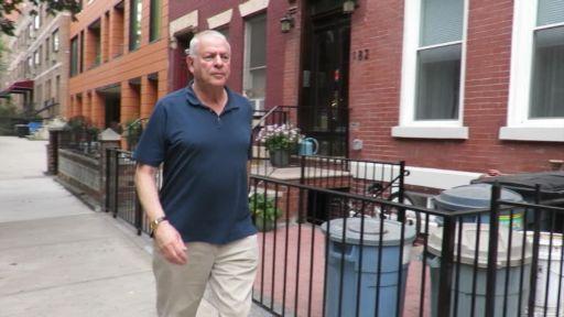 METROFOCUS PRODUCER REMEMBERS THE MAN WHO WALKED NEW YORK