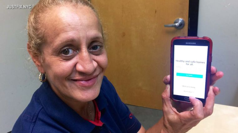 AN APP FOR HOUSING JUSTICE