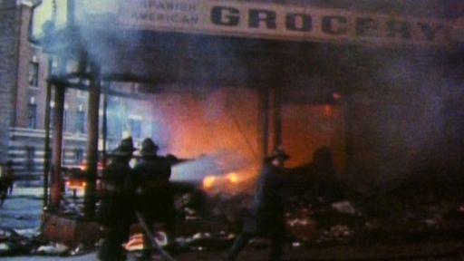 "BRONX ""DECADE OF FIRE"""