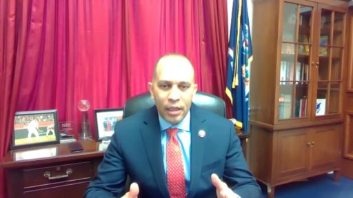 REP. HAKEEM JEFFRIES CALLS ON CONGRESS TO TAKE ACTION AND PASS MORE STIMULUS FUNDING