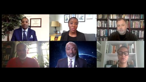 VIRTUAL TOWN HALL: RACISM, RACE AND POLICE, PART 2