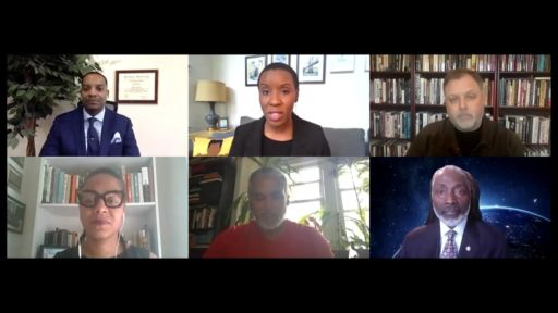 VIRTUAL TOWN HALL: RACISM, RACE AND POLICE, PART 1
