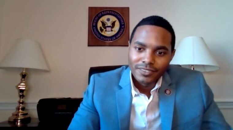 REP. RITCHIE TORRES: MAN ON A MISSION
