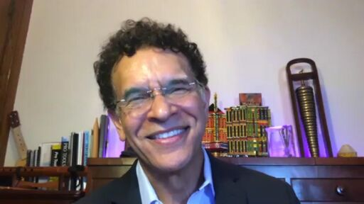 BRIAN STOKES MITCHELL USHERS IN BROADWAY'S COMEBACK