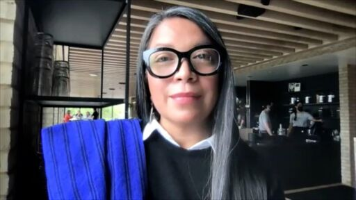 PATRICIA MARROQUIN NORBY MAKES HISTORY AS THE MET'S FIRST NATIVE AMERICAN CURATOR