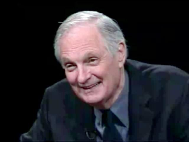 Alan Alda On Celebrity And Its Discontents Richard Heffners Open Mind Archive