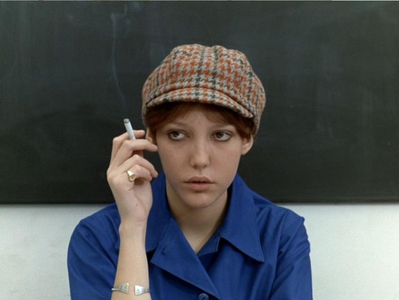 Anne Wiazemsky in La Chinoise (1967)