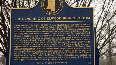 Remembering Elwood Higginbottom