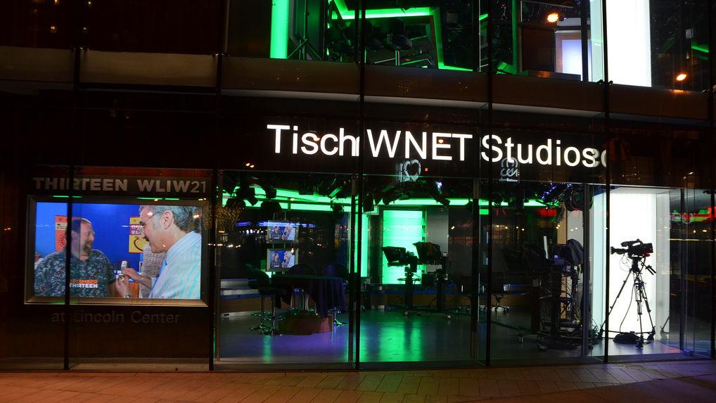 Tisch WNET Studio