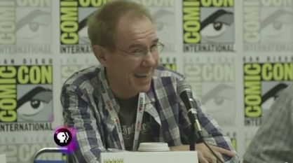 "Comic-Con 2013 Panel for ""Superheroes"""