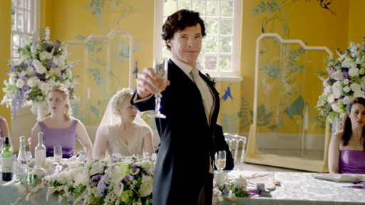 Sherlock, Season 3: The Cast and Creators on Episode 2