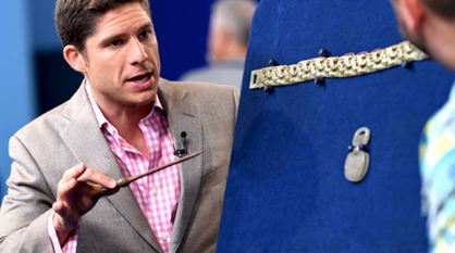 Behind-the-Scenes at Antiques Roadshow NYC