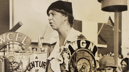 The Many Professions of First Lady Eleanor Roosevelt