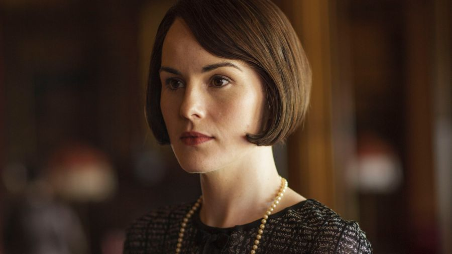 Lady Mary of Downton Abbey on Masterpiece