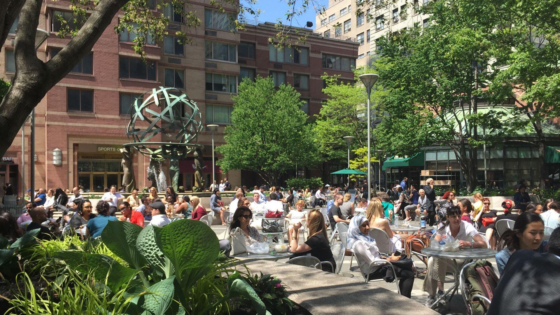 Free Music in Midtown Manhattan | Blog | THIRTEEN - New York